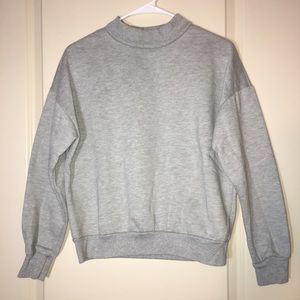 Tops - Cherry Aka sweatshirt with fleece lining